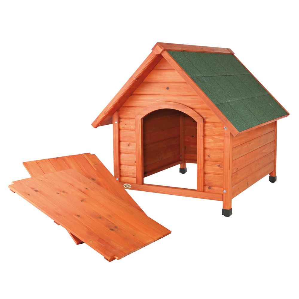 Trixie S Log Cabin Dog House