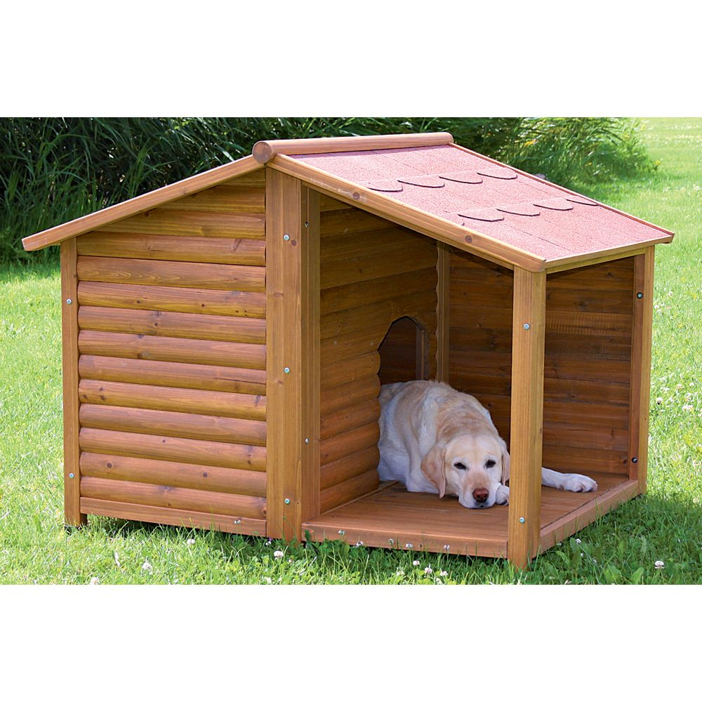 Trixie S Rustic Dog House Houses