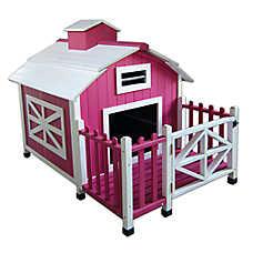 Advantek Country Barn Dog House
