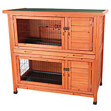 TRIXIE 2-In-1 Rabbit Hutch