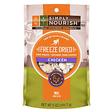 Simply Nourish™ Freeze Dried Dog Treat - Natural, Grain Free