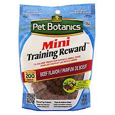 Pet Botanics Mini Training Rewards Dog Treats