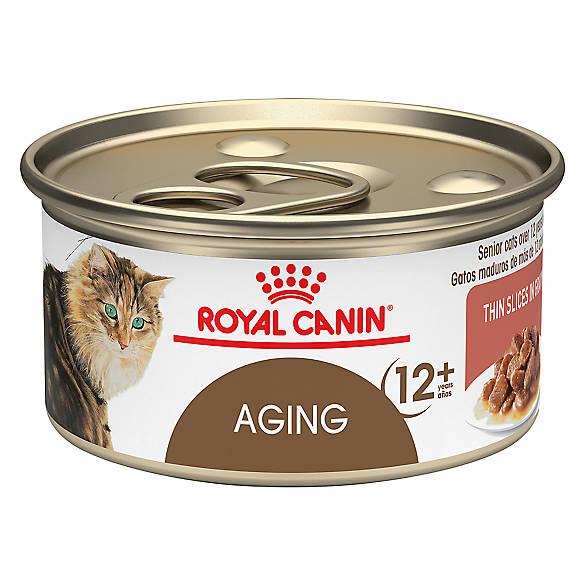 royal canin feline health nutrition aging 12 senior cat food cat wet food petsmart. Black Bedroom Furniture Sets. Home Design Ideas