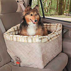 Solvit Tagalong Deluxe Pet Car Booster Seat