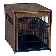 Mr. Herzher's Original Residence Dog Crate