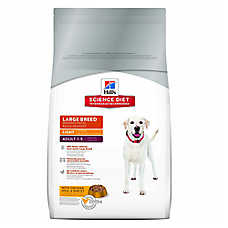 Hill's® Science Diet® Large Breed Light Adult Dog Food - Chicken Meal & Barley