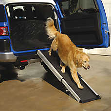 Mr. Herzher's Smart Ramp Telescoping Pet Ramp