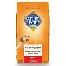 NATURE'S RECIPE® Puppy Food