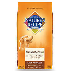 NATURE'S RECIPE® Adult Dog Food