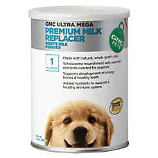 GNC Ultra Mega Goat's Milk Puppy Milk Replacer