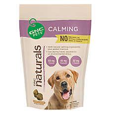 GNC Naturals Calming Dog Wafers
