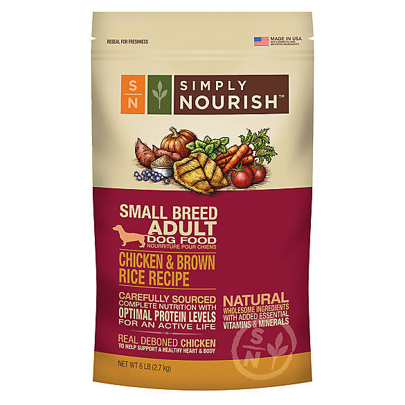 Symply Dog Food Small Breed