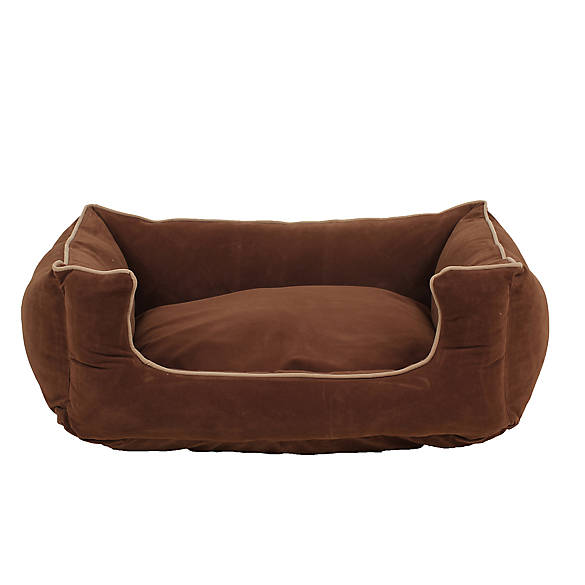 Carolina Pet Kuddle Lounge Personalized Pet Bed Dog Cuddler Beds