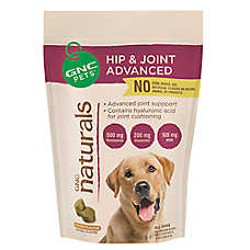 GNC Pets® Naturals Hip & Joint Advanded Tender Dog Bites - Chicken