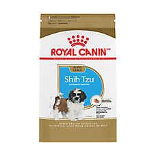 Royal Canin® Breed Health Nutrition™ Shih Tzu Puppy Food