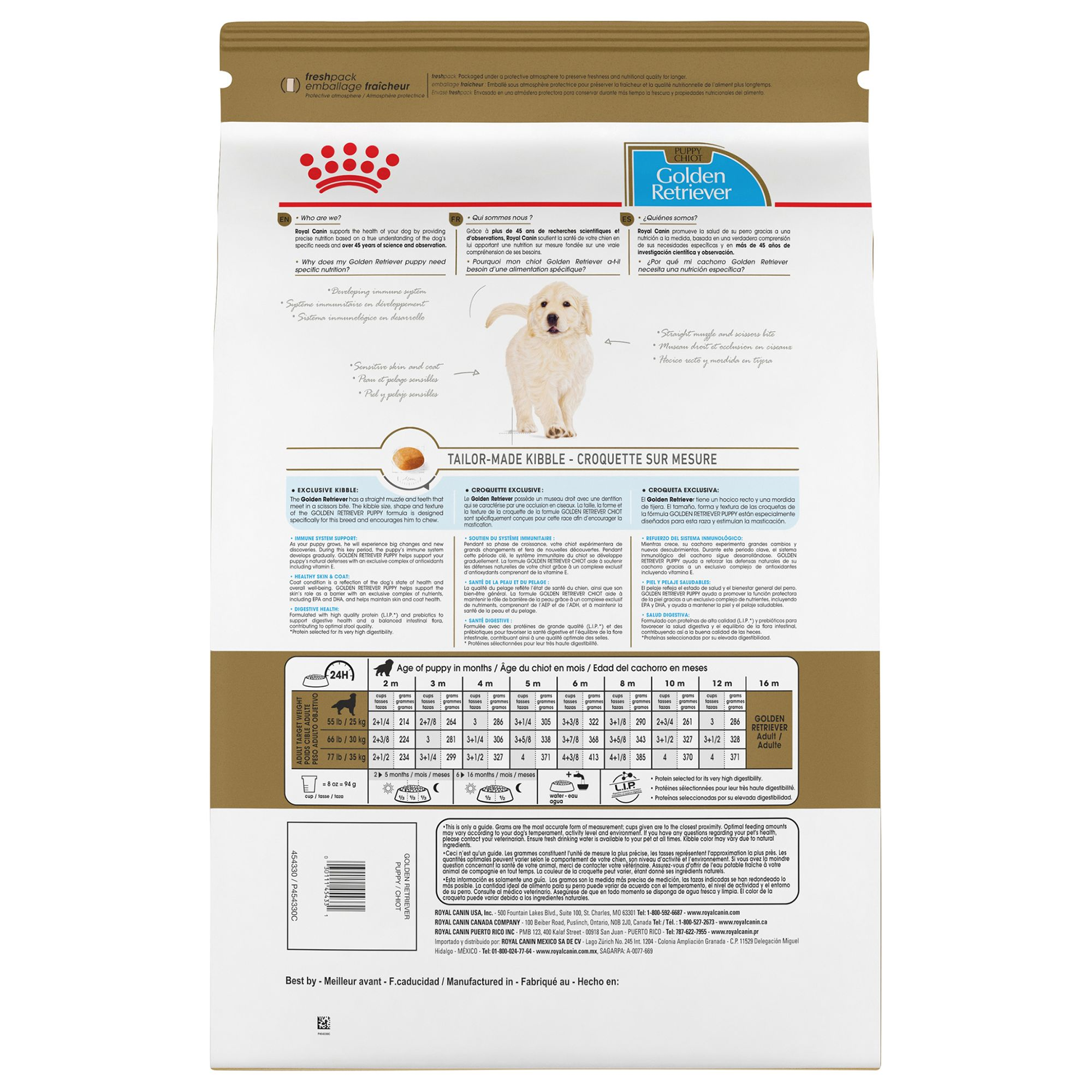 Royal Canin Breed Health Nutrition Trade Golden Retriever Puppy Food Dog Dry Food Petsmart