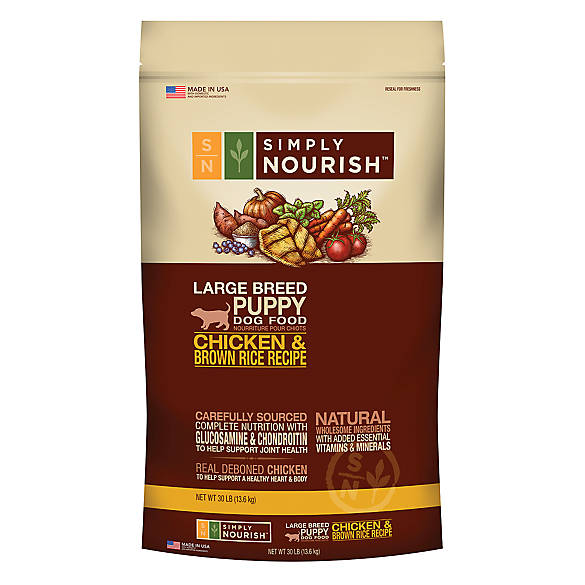 Simply Nourish Dry Cat Food Chicken And Rice