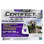 Certifect™ 23-44 Lb Dog Flea & LiceTreatment