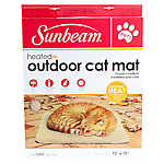Sunbeam® Heated Outdoor Cat Mat