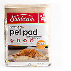 Sunbeam Heating Pet Pad