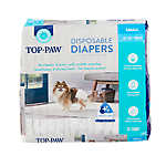 Top Paw® Disposable Dog Diapers - 30 Pack