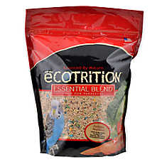 eCOTRiTiON™ Esential Blend Parakeet Bird Food