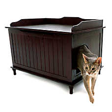 Designer Catbox Cat Litter Box Enclosure