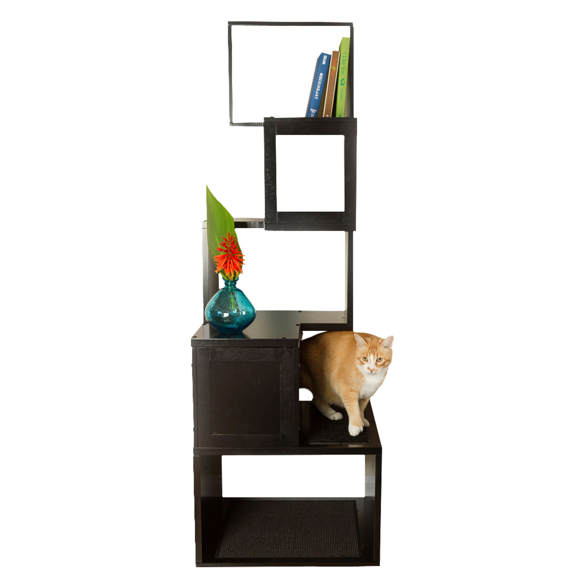 Designer Pet Products Sebastian Modern Cat Tree Cat Furniture Towers Petsmart