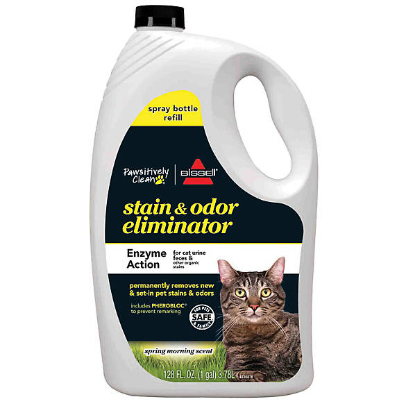 Bissell 174 Pawsitively Clean 174 Enzyme Action Cat Stain Amp Odor