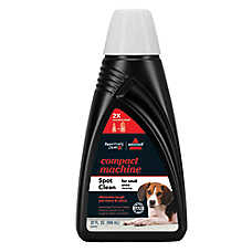 bissell pawsitively clean compact machine spot clean pet stain u0026 odor remover