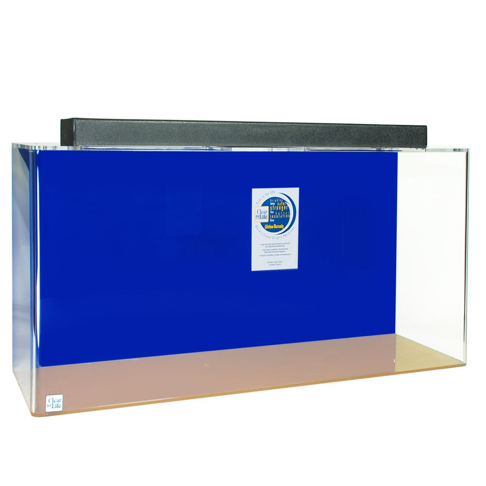 Clear For Life 125 Gallon Rectangle