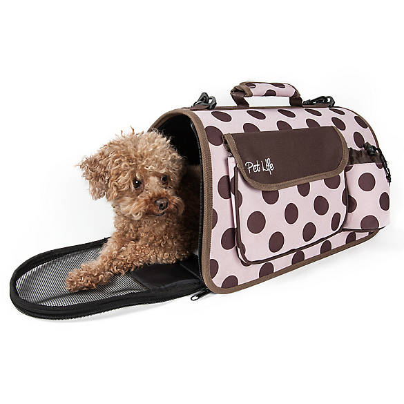 Pet Life Airline Approved 'Casual' Pet Carrier | dog ...