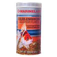 Marineland® Color-Enhancing Goldfish Flakes