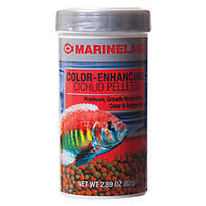 Marineland® Cichlid Color Enhancing Pellets Fish Food