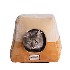 Armarkat Multi-Use Enclosed Pet Bed