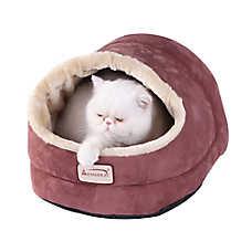 Armarkat Enclosed Pet Bed