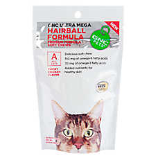 GNC Pets® Hairball Formula Soft Cat Chews - Chicken