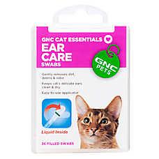GNC Pets® Cat Essentials Ear Care Cat Swabs