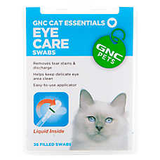 GNC Pets® Cat Essentials Eye Care Cat Swabs
