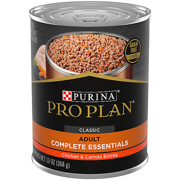 Purina Grain Free Canned Dog Food