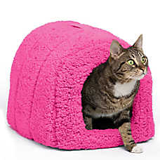 Best Friends by Sheri Sherpa Pet Igloo