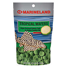 Marineland® Algae Wafers Fish Food