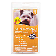 SENTRY® PRO Toy & Small Breed Flea & Tick Treatment for Dogs - 4-10 Lbs