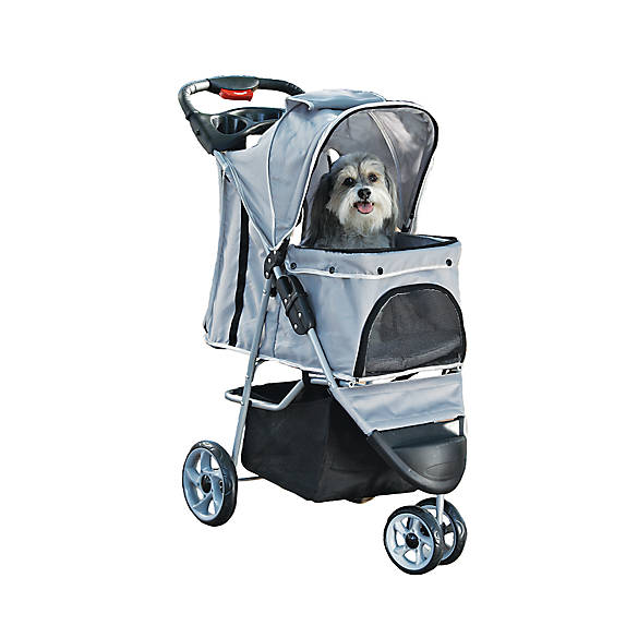 Top Paw® Pet Stroller | dog Strollers & Bicycle Baskets ...