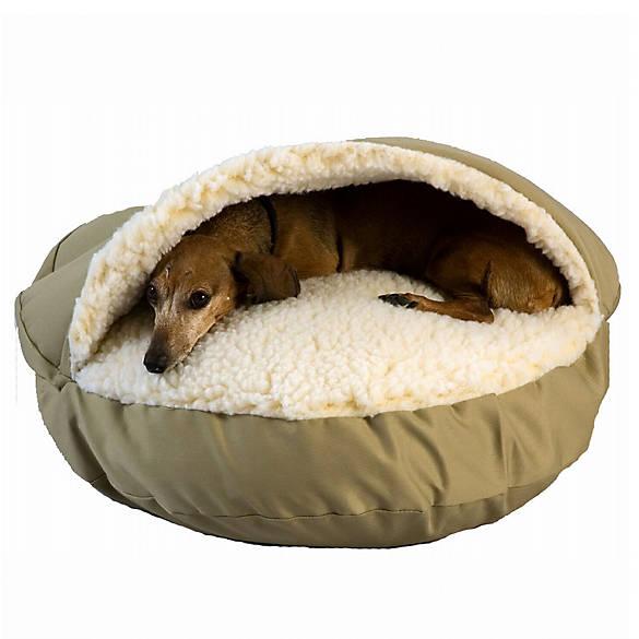 Dog Cave Bed Snoozer Cozy Cave Pet Bed Cuddlers Petsmart
