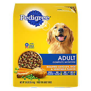 PEDIGREE® Dry Dog Food