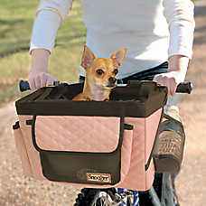 Snoozer® Buddy Bike Pet Basket