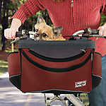 Snoozer Sporty Bike Pet Basket