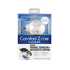 Comfort Zone® Whining, Trembling & Destructive Chewing Diffuser Kit
