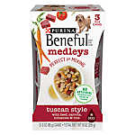 Purina® Beneful® Medleys Dog Food - Tuscan Style, 3ct